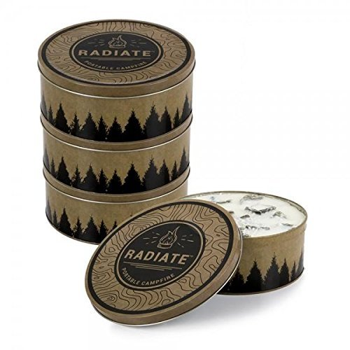 Radiate Portable Campfire 4 Pack (Made in The USA) by Radiate (Image #6)