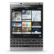 BlackBerry Passport Unlocked Phone - Retail Packaging - Silver