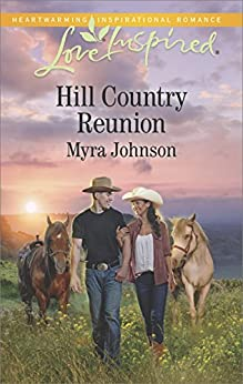 Hill Country Reunion (Love Inspired) by [Johnson, Myra]
