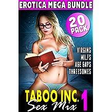 Taboo Inc. Sex Mix 1 : 20 Pack Erotica Mega Bundle
