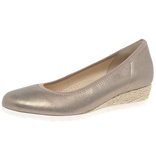 | Gabor Epworth Womens Modern Ballerina Shoes | Flats