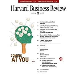 Harvard Business Review, June 2007