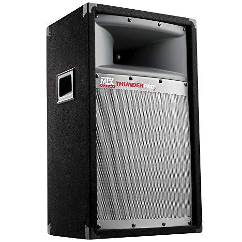 MTX TP1200 Audio ThunderPro II 2-Way Professional Loudspeaker 8 Ohms 2 Way Loudspeaker
