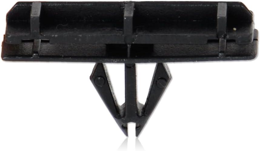 Eastar 20x Black Fender Flare Moulding Clips 55157055AA