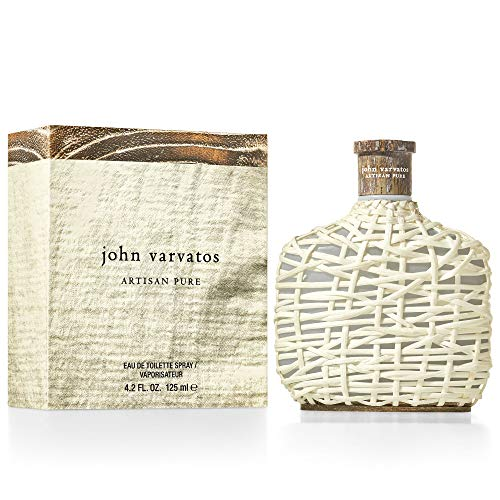 John Varvatos Artisan Pure Eau de Toilette Spray, 4.2 fl. Oz. mens cologne (John Varvatos Artisan Eau De Toilette Spray)