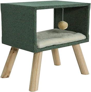 Neko-Cat tree Juego De Muebles para Gatos Minimalista Arena para ...