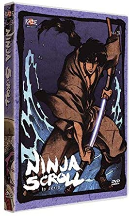 Ninja Scroll - Vol. 3 [Francia] [DVD]: Amazon.es: Tatsuo ...