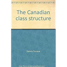 The Canadian Class Structure