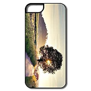 Backlit Tree Favorable Pc Case For IPhone 5/5S case phone iphone cases for teen girls