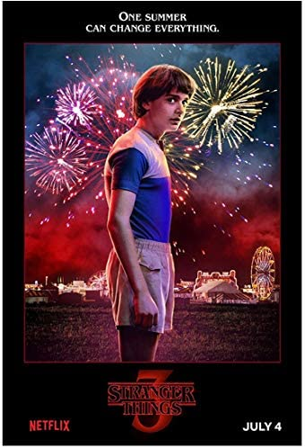 Stranger Things Noah Schnapp as Will One Summer Can Change Everthing 8 x 10 Inch Photo 51GacnXm0CL