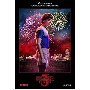 Stranger Things Noah Schnapp as Will One Summer Can Change Everthing 8 x 10 Inch Photo