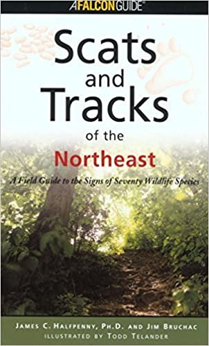 Book Scats and Tracks of the Northeast (Scats and Tracks Series) 1st edition by Halfpenny, James (2001)