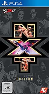 WWE 2K17 NXT COLLECTORS EDITION PlayStation 4 by 2K Games