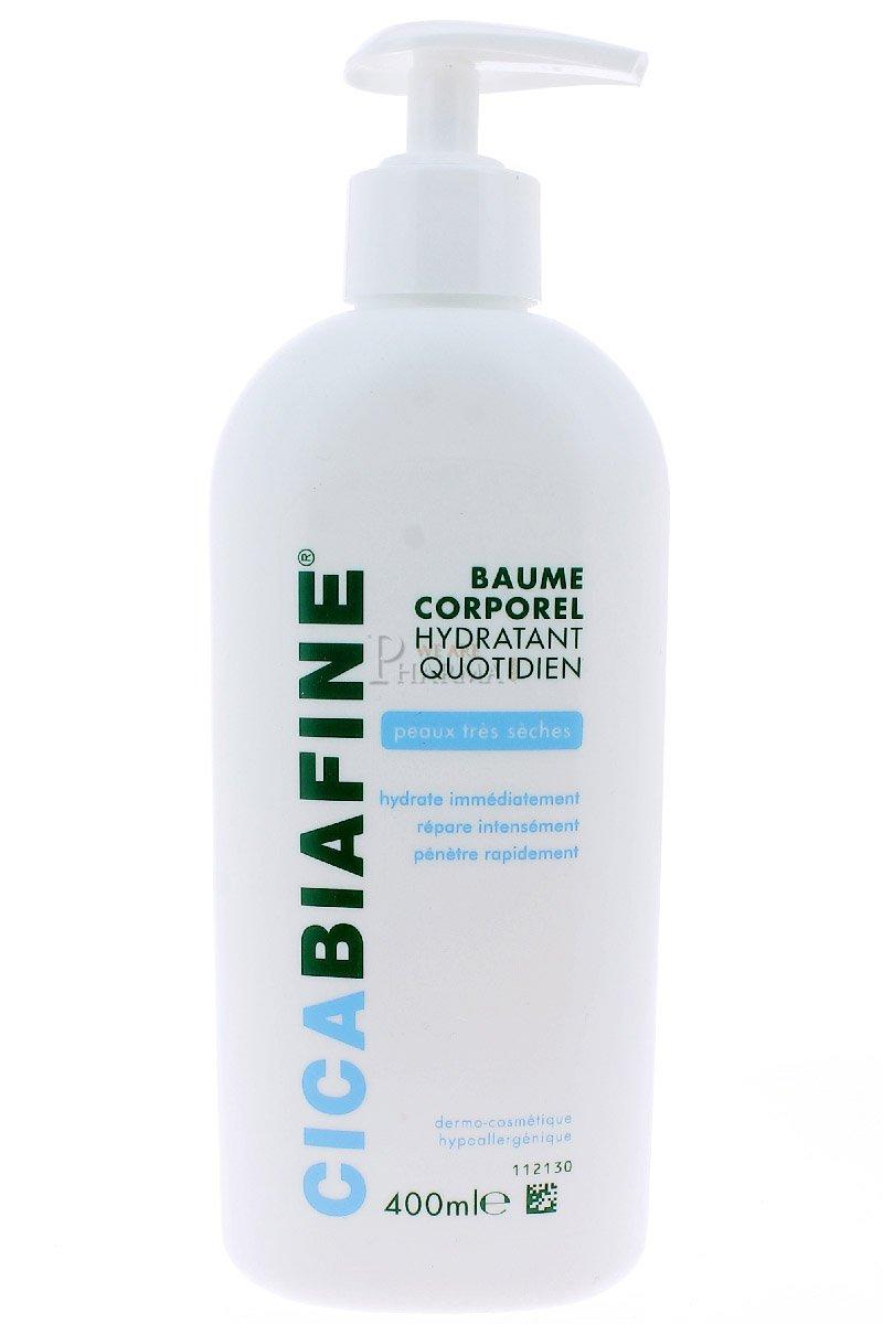 CICABIAFINE Baume Hydratant Corporel Quotidien Peaux Tr鑚 S鐵hes (400 ml) B0052ED0FG