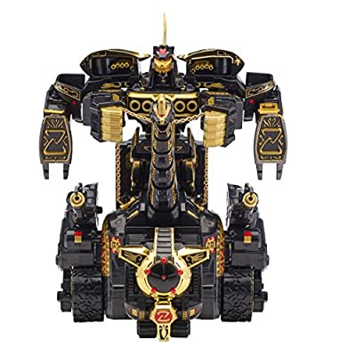 Power Rangers Legacy Black Edition Titanus Novelty: Bandai: Toys & Games