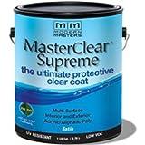 MODERN MASTERS MCS902GAL  Clear Coat Satin