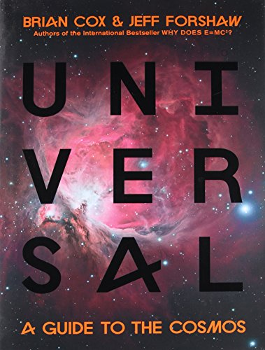 Universal: A Guide to the Cosmos from Da Capo Press