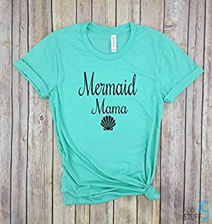 e389aca7 Mermaid Mama | Mermaid Mom, Mermom Shirt, Mother Of Mermaids, Mermaid Mom  Shirt