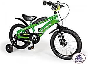 INJUSA - Bicicleta Kawasaki FX 16