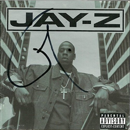 Jay-Z signed Vol 3 Life & Times of S. Carter cd
