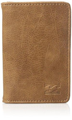 Billabong Men's Bower Wallet, TAN, One Size