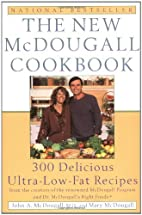 The New Mcdougall Cookbook by McDougall,…