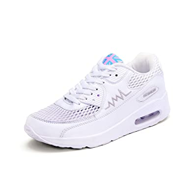 Femme Baskets Course Gym Fitness Sport Chaussures Air