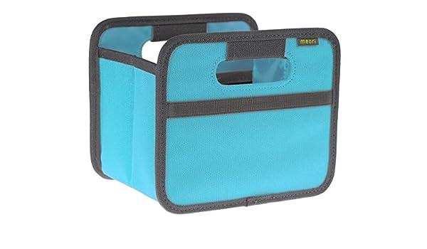 banjado - Meori® 3L - Cajas Espacio Color Azul Claro Kallax compatible con cesta textil impermeable: Amazon.es: Hogar