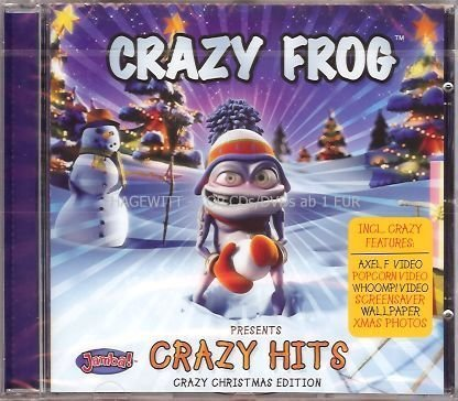Crazy Frog - Crazy Frog Presents Crazy Hits Crazy Christmas Edition - Zortam Music