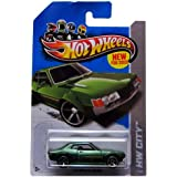 2013 Hot Wheels HW City'70 Toyota Celica Green #1/250