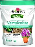 Burpee 99962 8 Qt Vermiculite Fine Grade Horticultural, 8 quart