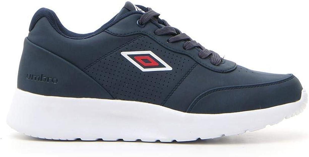 Umbro - Zapatillas Deportivas para Hombre, Color Azul Azul Size: 42 EU: Amazon.es: Zapatos y complementos