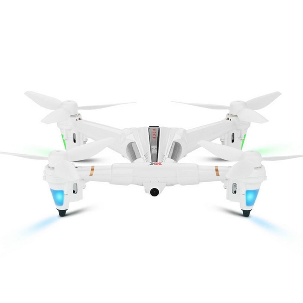 OOFAY Drone con Cámara X300 de flujo óptico de posicionamiento UAV de cinco vías de control remoto Quadcopter Transmisión en tiempo real