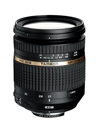 Tamron Auto Focus 17-50mm F/2.8 SP XR Di II VC Zoom Lens