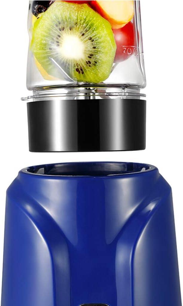 QQB & Batidora Batidora Exprimidor portátil portátil Exprimidor de batido de Frutas y Verduras, triturador de Hielo, Molinillo, licuadoras, con 3 Tazas: Amazon.es