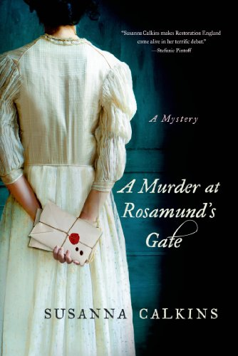 A Murder at Rosamund's Gate: A Mystery (Lucy Campion Mysteries)
