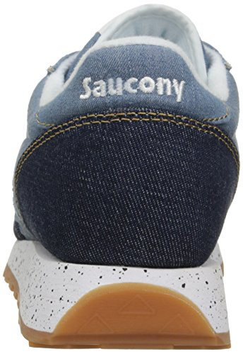 Saucony Original Man Jazz O Denim Mode Sneakers Ljusblå