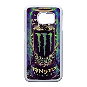 Monster Energy for Samsung Galaxy S6 Edge Cell Phone Case & Custom Phone Case Cover R77A880509