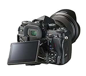 Pentax K-1 Mark II 36MP Weather Resistant DSLR with 3.2