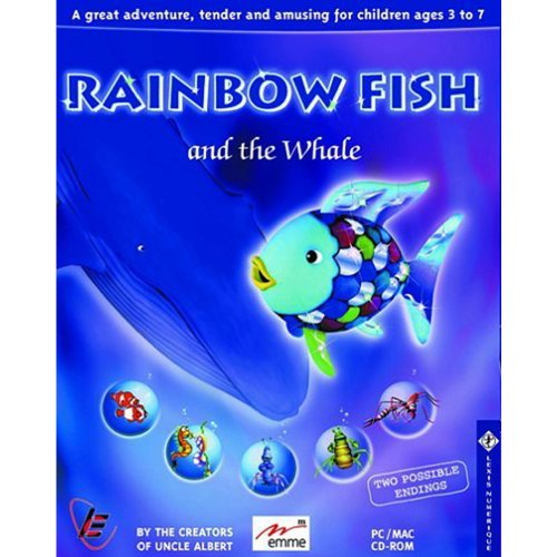 Rainbow Fish and the Whale Software (Whale Book Interactive)