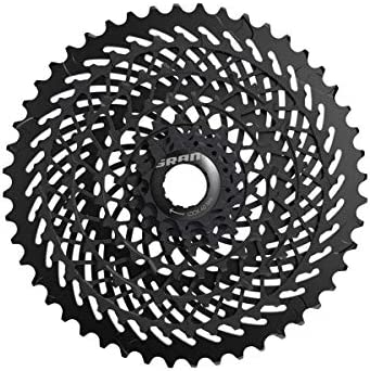 Cassette Lockring Black SRAM Cassette Replaceable Cogs XG-899 11T-13T-15T Inc