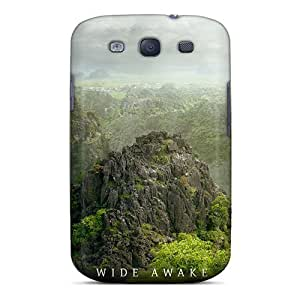 Galaxy S3 Case Bumper Tpu Skin Cover For Wide Awake Accessories