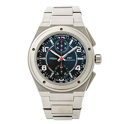 - IWC Ingenieur Automatic-self-Wind Male Watch IW372504 (Certified Pre-Owned)