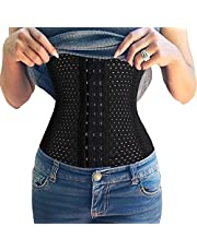Waist Trainer Corset Tummy Control Cincher for Weight Loss Sport Hot Body Shaper Fat Burner Belt