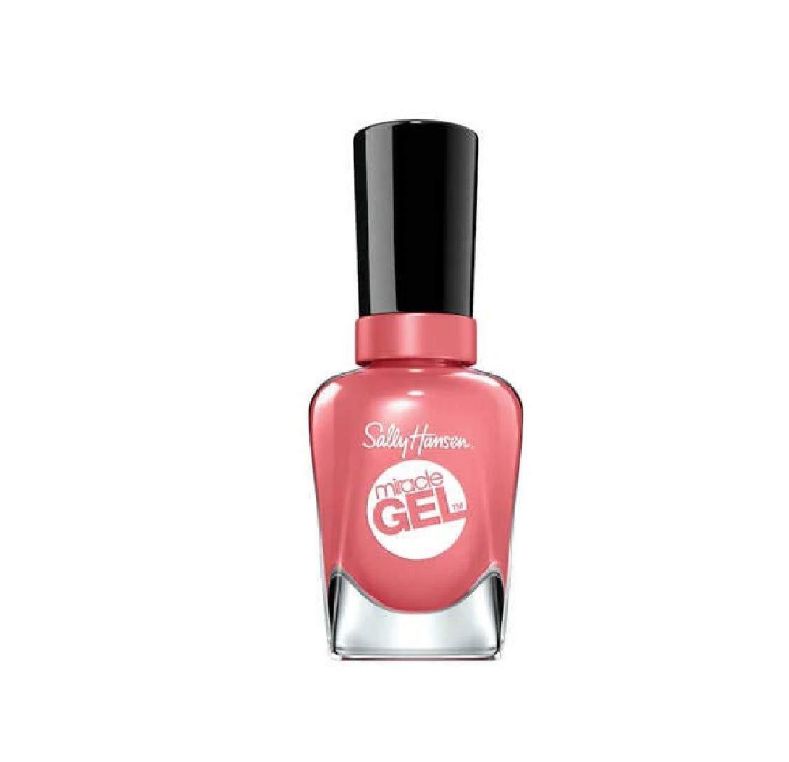 Amazon.com : Sally Hansen Miracle Gel Nail Polish 042 Koi Coral : Beauty