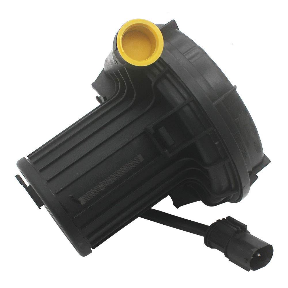 KIPA Secondary Air Pump 11727571589 For BMW E46 325i 330i Ci Xi E60 525i 530i 545i E60 M5 E63 E64 645Ci M6 X3 X5 2001-2010 Replace OEM Part number 11727506210 7506210 7571589 728124000 11727572582