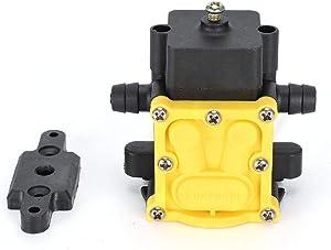 Yosoo123 12V Diaphragm Pressure Pump Agriculture Garden Electric Sprayer Water Pump Accessories for Home Misting Caravan (C)