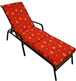 College Covers North Carolina State Wolfpack 3 Piece Chaise Lounge Cushion