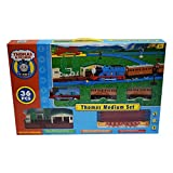 Kiditos Thomas & Friends Electric Track Train Set with Platform