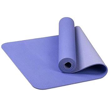 Antideslizante Colchonetas de Yoga Antideslizantes de 6 mm ...